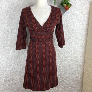 Patagonia Midi Print Dress | L